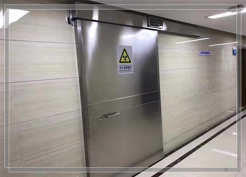 河南辐射防护铅门设计批发采购